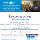 Invitation Rencontres Actives
